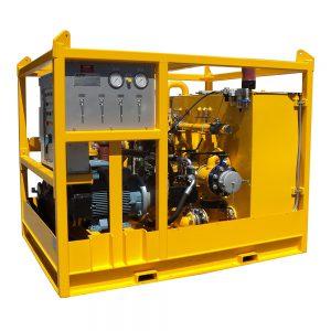 Flushing Rig - 1070 LPM