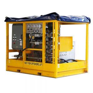 Flushing Rig - 660 LPM