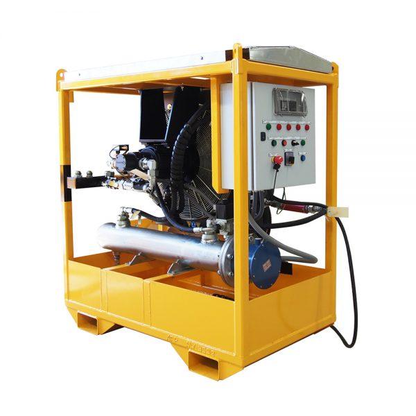 Offline Cooler Heater Unit