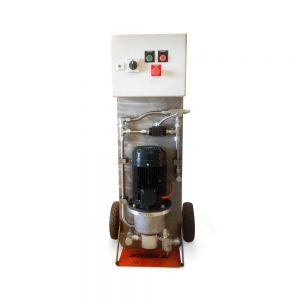 Oil Heating Trolley