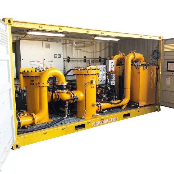 Flushing Rig - 6000 LPM